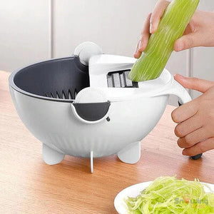 The Best Deals Online - Rotating Vegetable Cutter - Cut All Vegetables