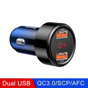 The Best Deals Online - USB Car Charger - Dual USB