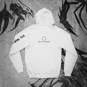 Kill Your Comfort Zone: Grims Hoodie