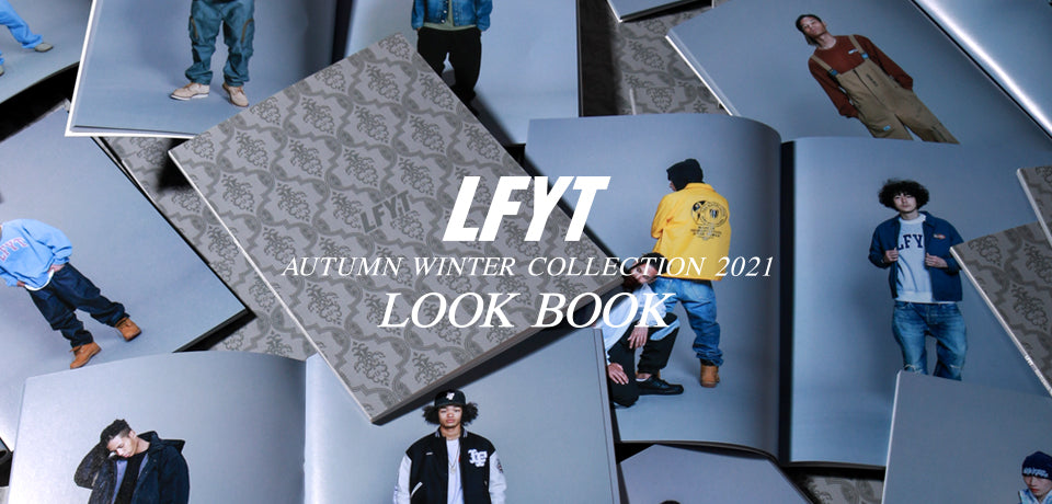 AW 2021 LOOK BOOK