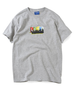 Lafayette MUSICAL LFYT LOGO TEE LS200107 HEATHER GRAY