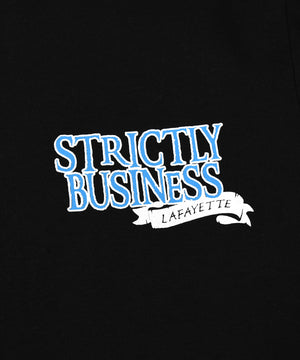 Lafayette STRICTLY BUSINESS L/S TEE LS200111 BLACK