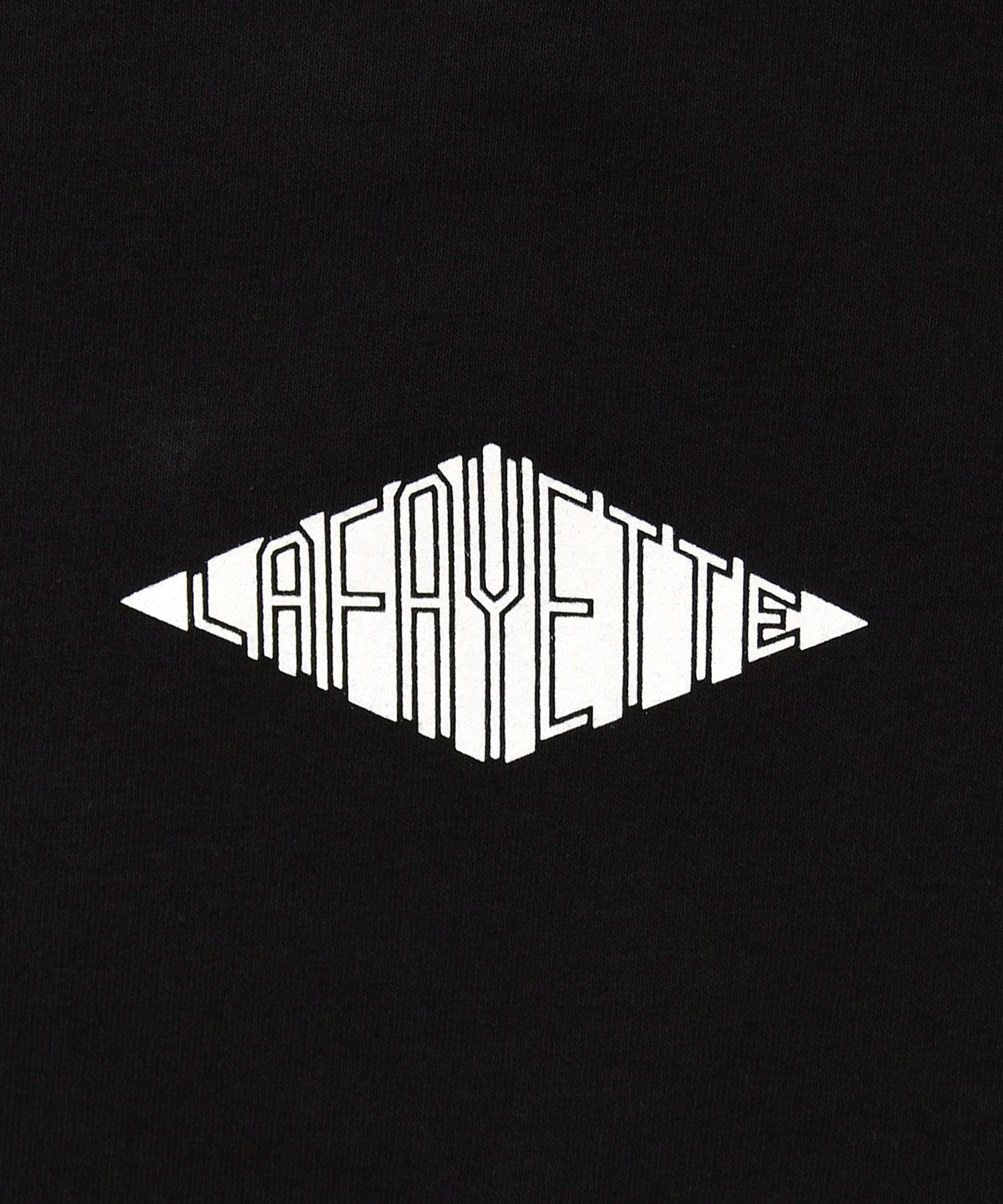 Lafayette ALL ABOUT SKILLS TEE LS200112 BLACK