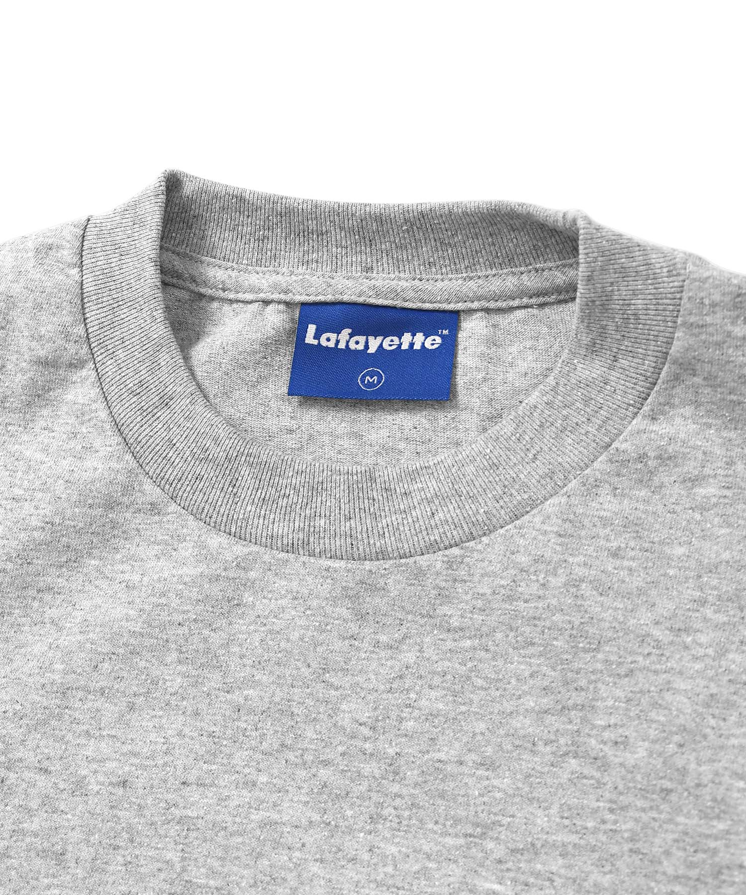 Lafayette ALL ABOUT SKILLS TEE LS200112 HEATHER GRAY