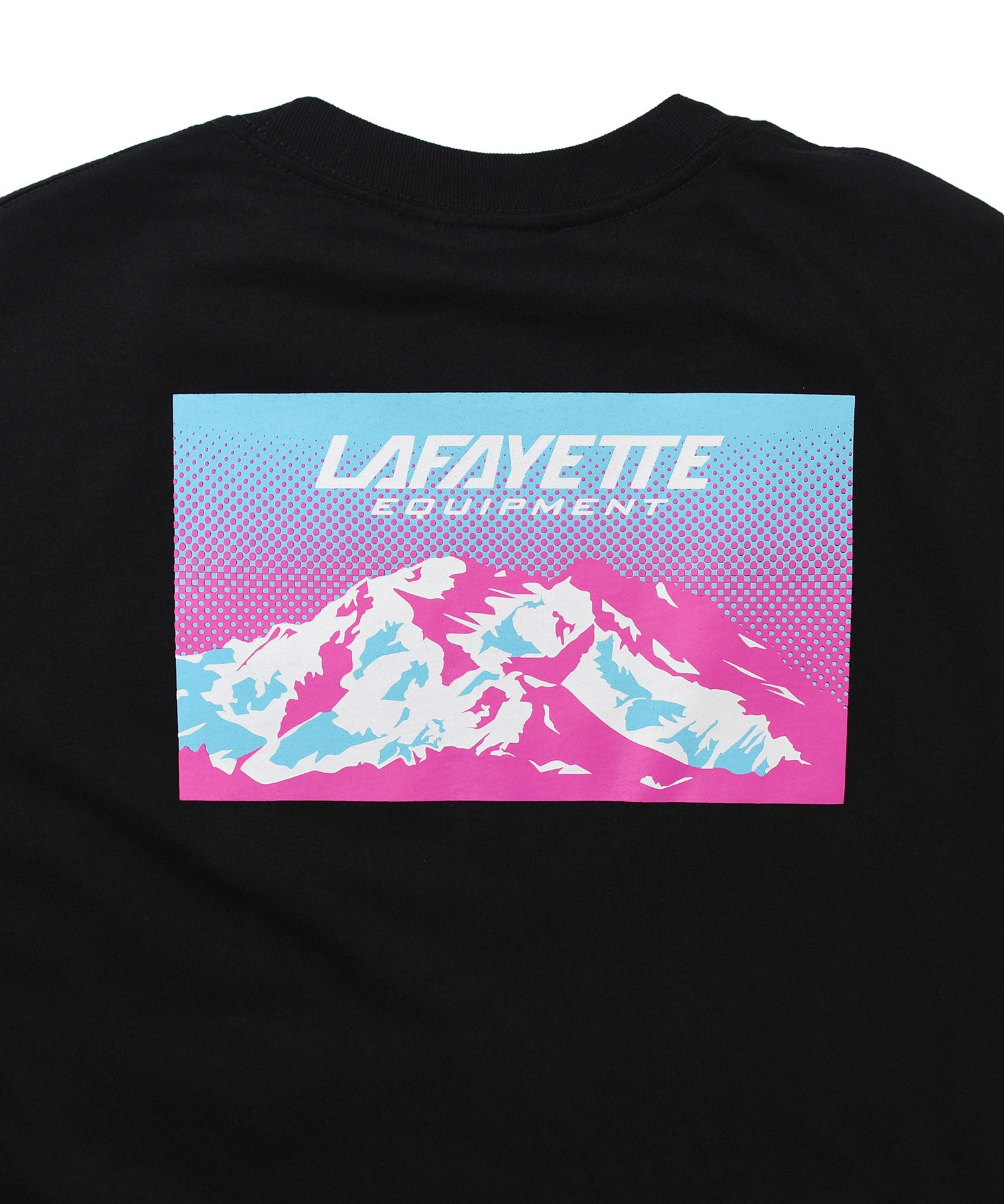 Lafayette HIGHEST POCKET TEE LS200113 BLACK