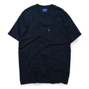 Lafayette HIGHEST POCKET TEE LS200113 NAVY