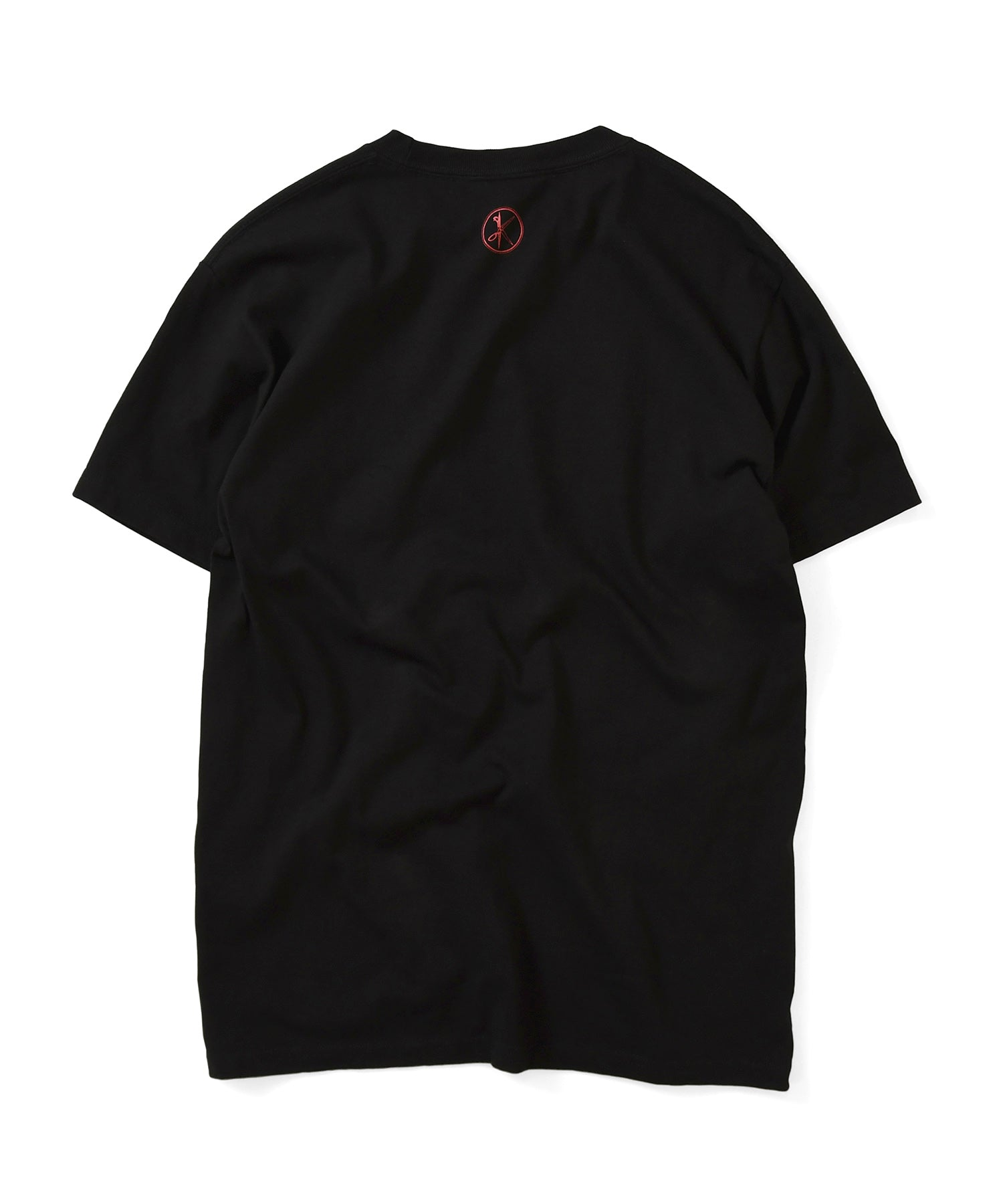 Lafayette × KILLIMAN JAH LOW WORKS MIND POWER LOGO TEE LS200115 BLACK