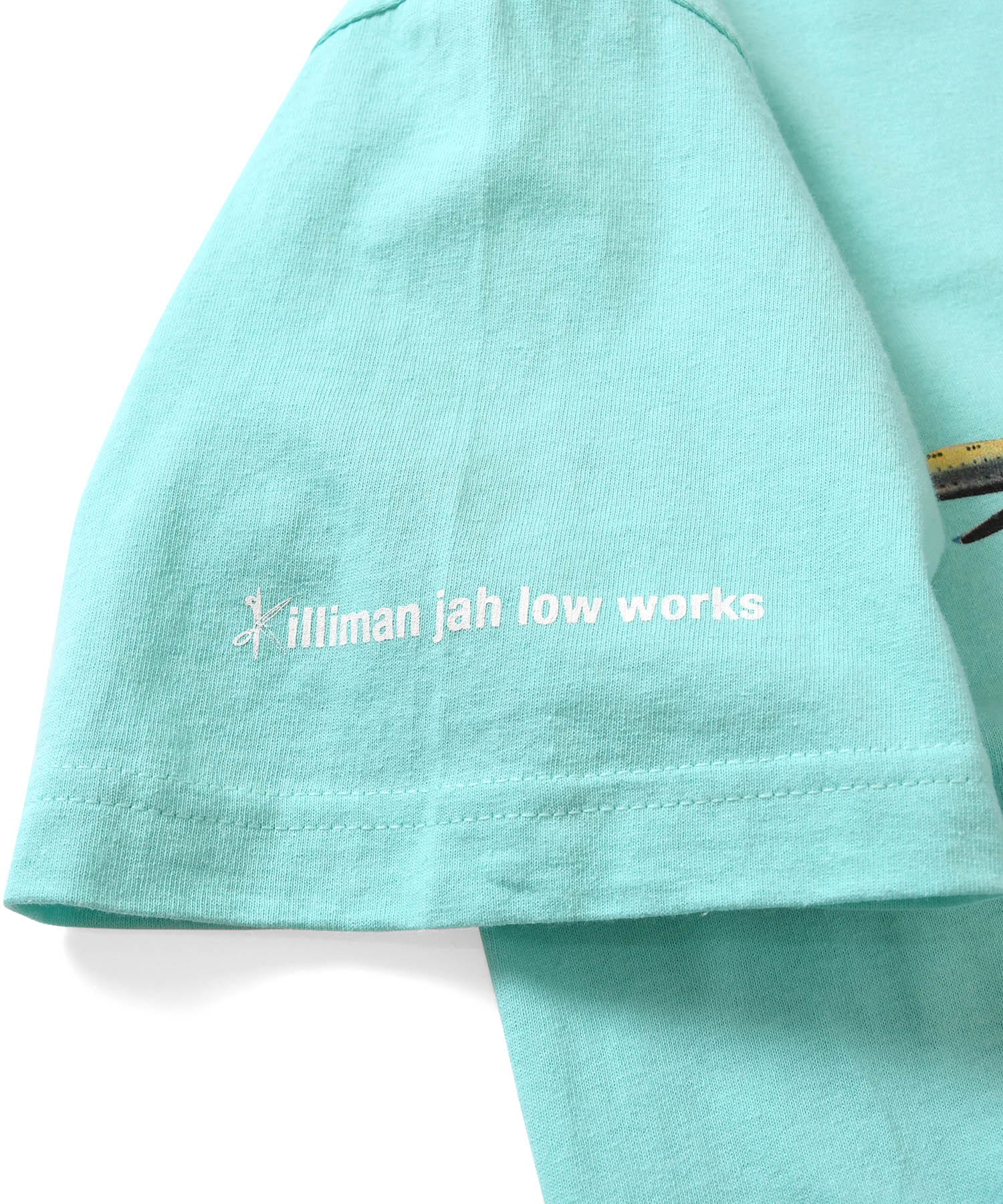 Lafayette × KILLIMAN JAH LOW WORKS KEEPING IT MOVING TEE LS200116 MINT