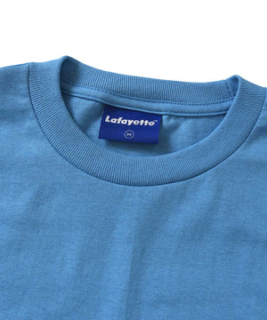 Lafayette × JOHNNY NUNEZ SNOOP DOG TEE LS200124 LIGHT BLUE