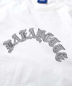 BLING LAFAYETTE ARCH LOGO TEE LS210105 WHITE