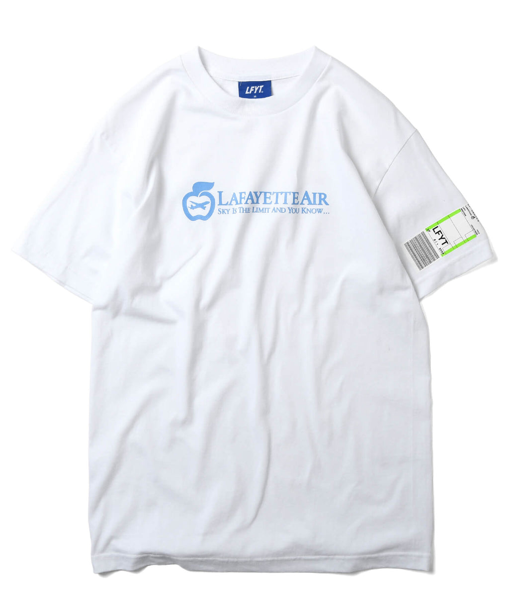 AIRLINES TEE LS210110  WHITE