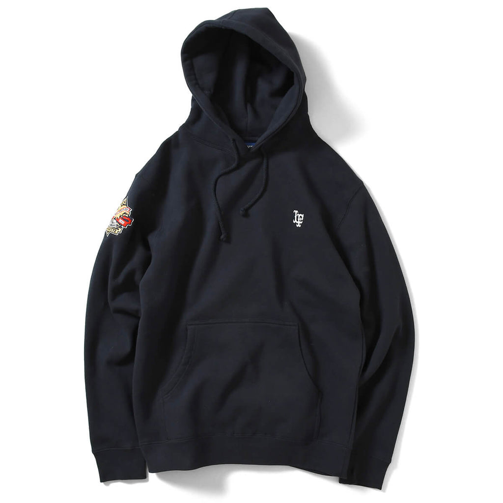 WWE 2020 LF LOGO HOODED SWEATSHIRT LA200504 NAVY