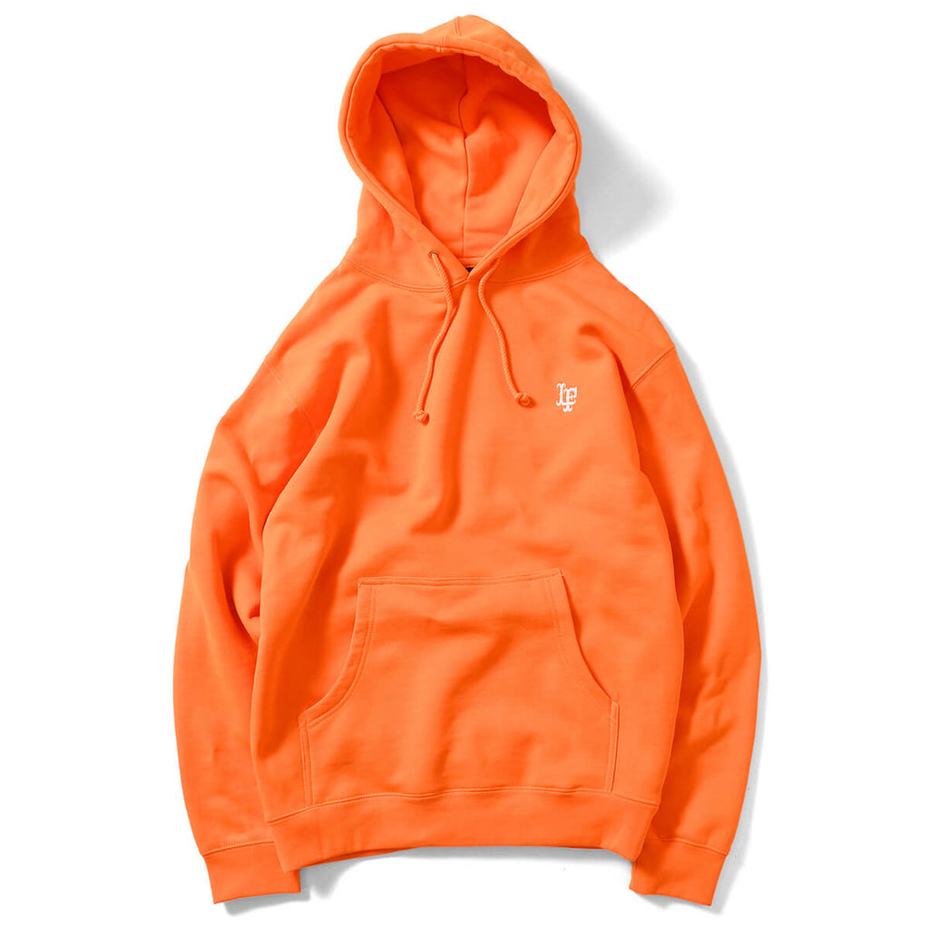 WWE 2020 LF LOGO HOODED SWEATSHIRT LA200504 ORANGE