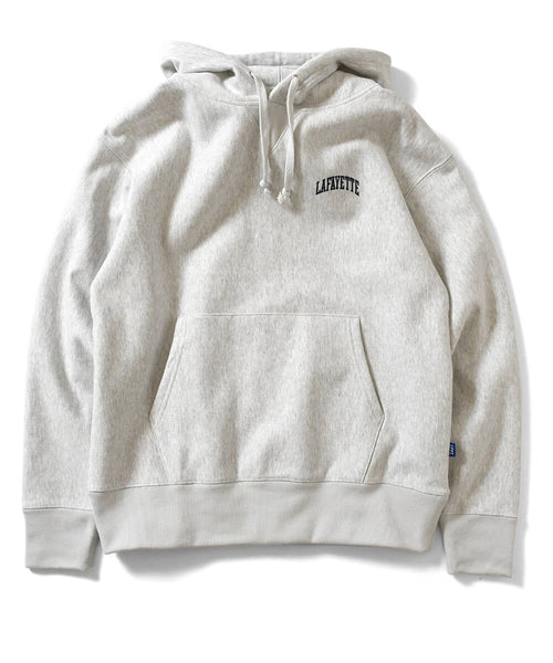 ATHLETIC HOODED SWEATSHIRT LA200506  ASH
