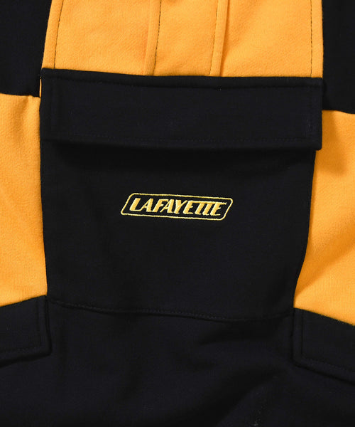 CLASSIC TECH SWEAT ANORAK YELLOW LA200703
