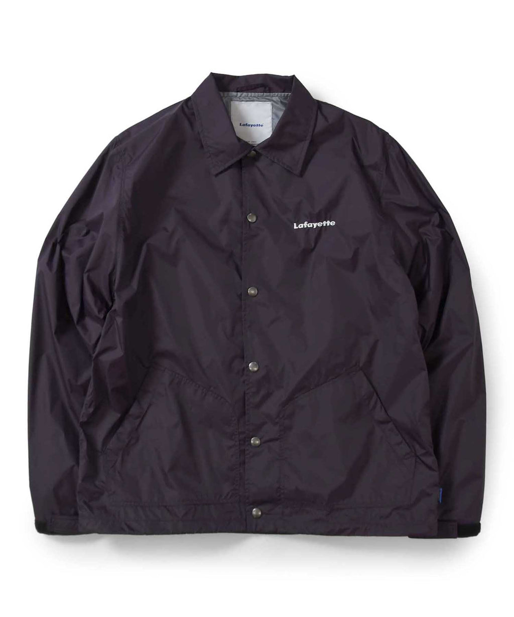 Lafayette BASIC COACH JACKET LS201003 PURPLE