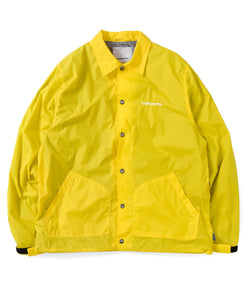 Lafayette BASIC COACH JACKET LS201003 YELLOW
