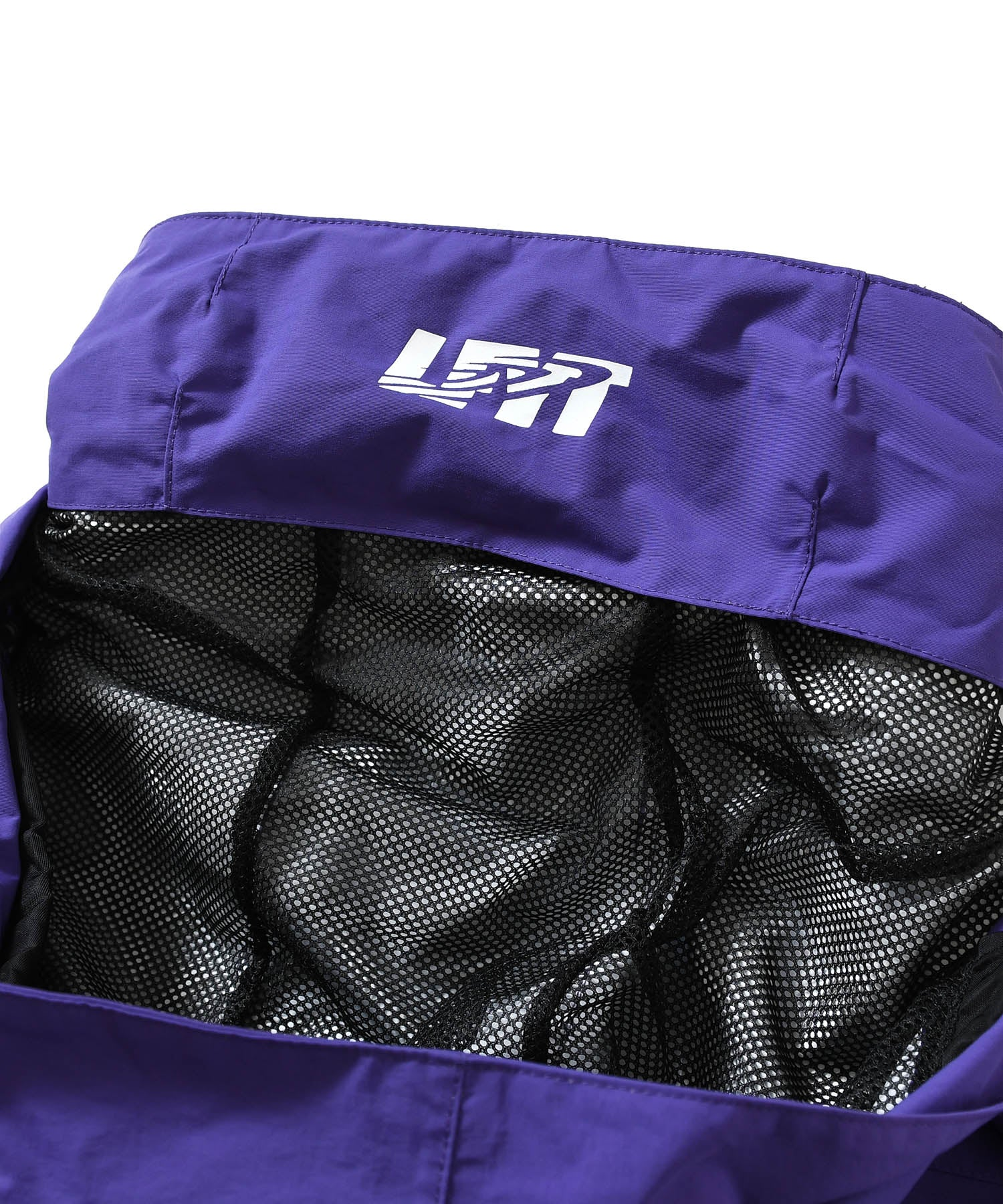LFYT 2LAYER MOUNTAIN PARKA PURPLE LA201006