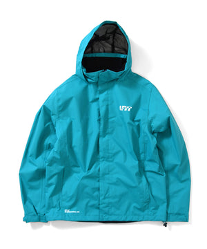 LFYT 2LAYER MOUNTAIN PARKA GREEN LA201006
