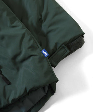 LFYT PRIMALOFT MILITARY PARKA LA201009  DARK GREEN