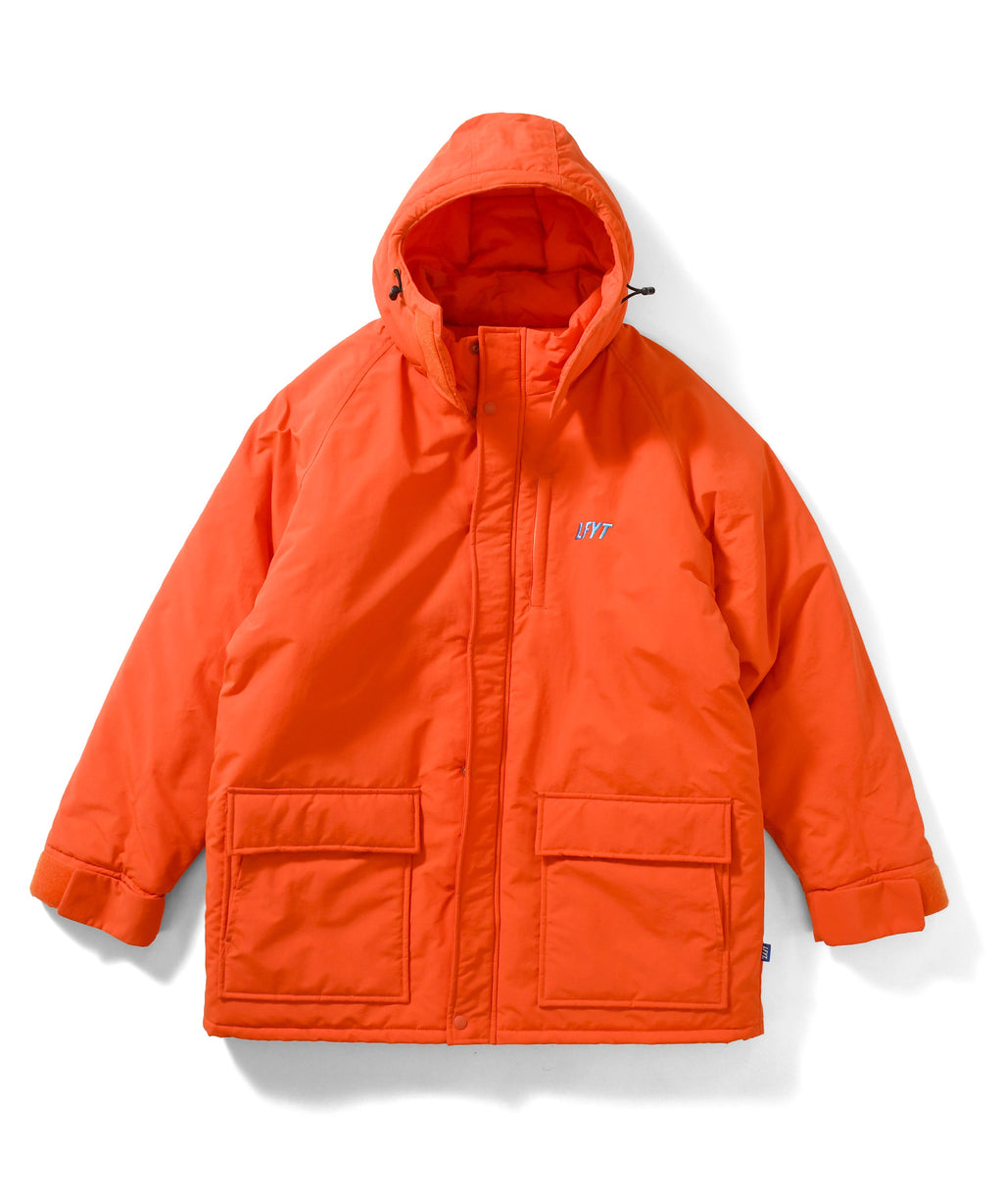 PRIMALOFT OVER SIZED JACKET LA201013 ORANGE
