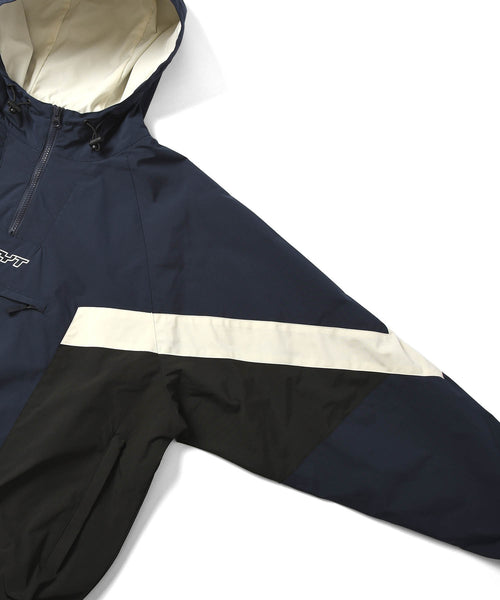 LFYT SPORTS ANORAK TRACK JACKET LS211002 NAVY