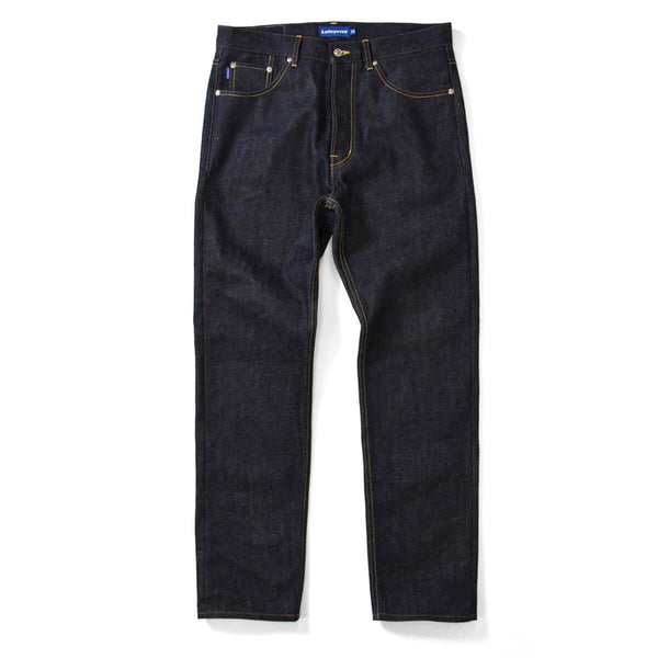 Lafayette 5 POCKET SELVAGE DENIM PANTS STANDARD FIT LS201101 INDIGO BLUE
