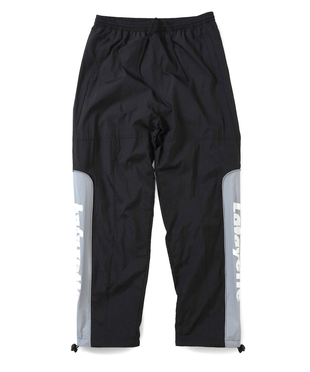 Lafayette COLORBLOCK NYLON TRACK PANTS LS201202 BLACK