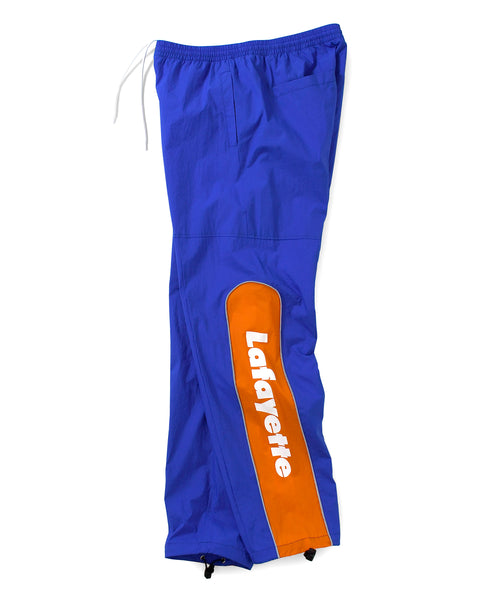 Lafayette COLORBLOCK NYLON TRACK PANTS LS201202 ROYAL