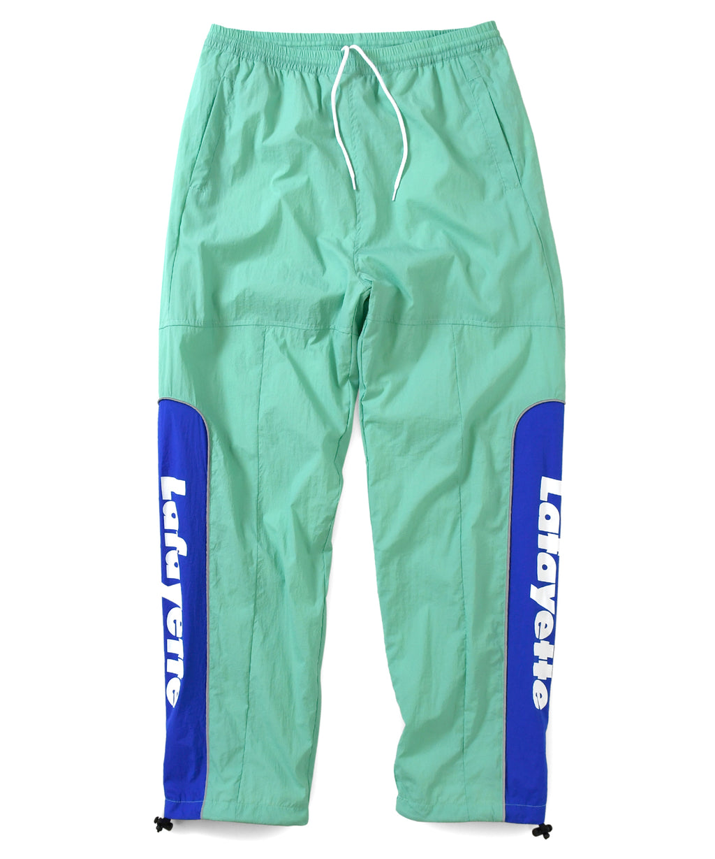 Lafayette COLORBLOCK NYLON TRACK PANTS LS201202 MINT