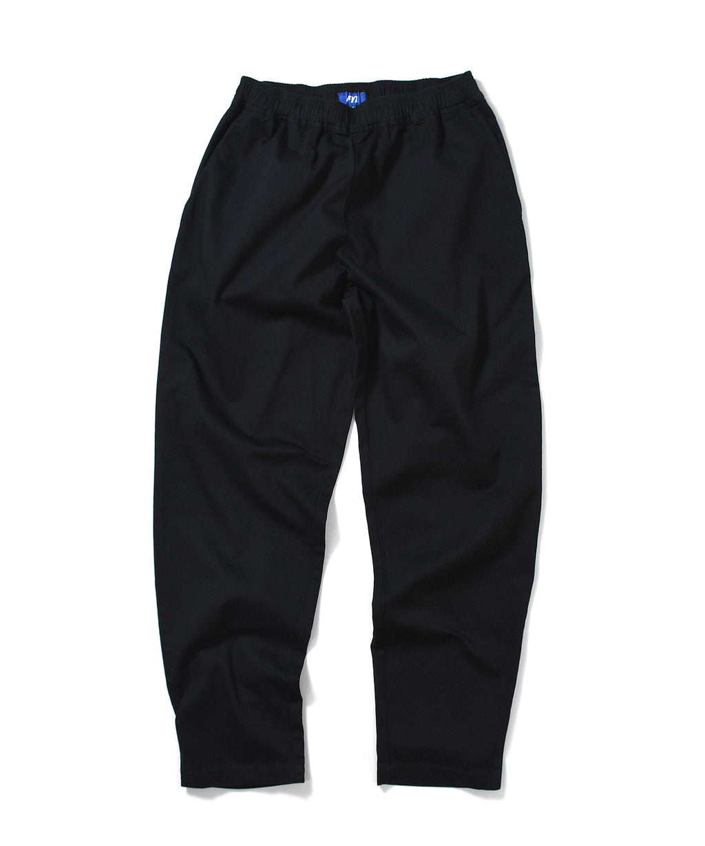 RELAXED FIT CHEF PANTS BLACK LA201204