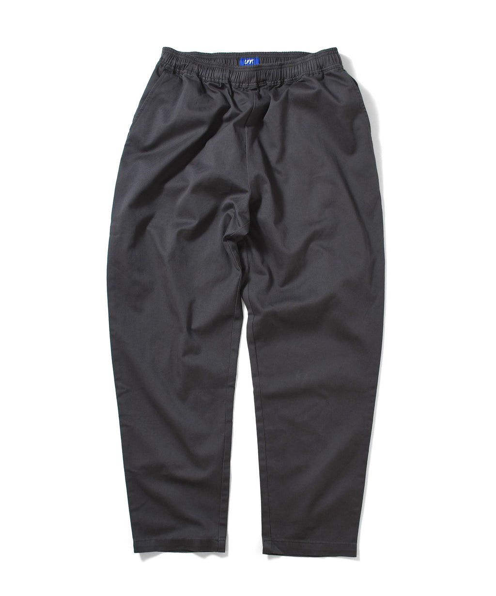 RELAXED FIT CHEF PANTS GRAY LA201204