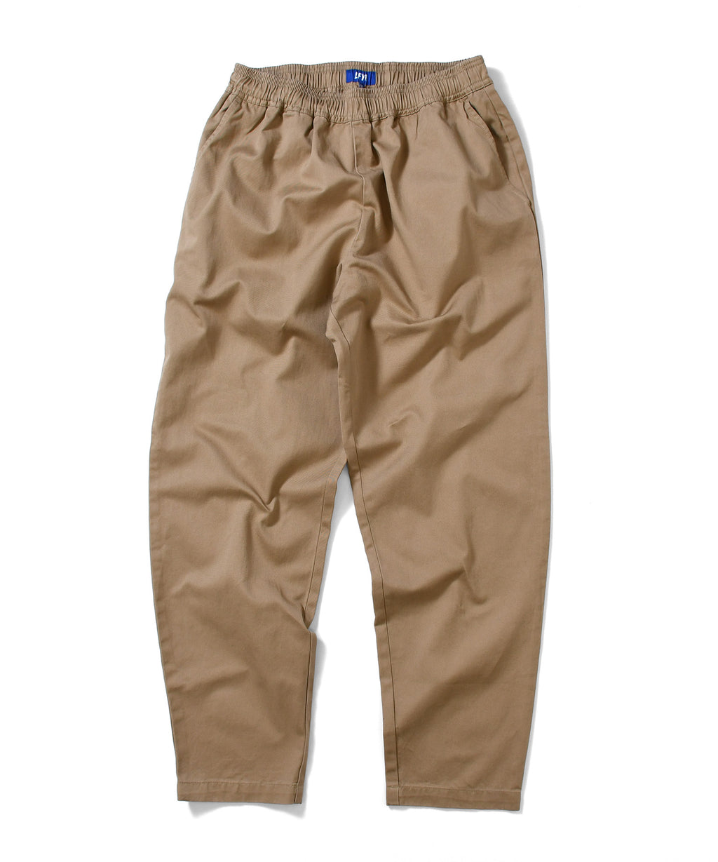 RELAXED FIT CHEF PANTS BEIGE LA201204
