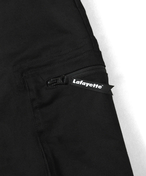 ACTIVE CARGO PANTS BLACK LA201205