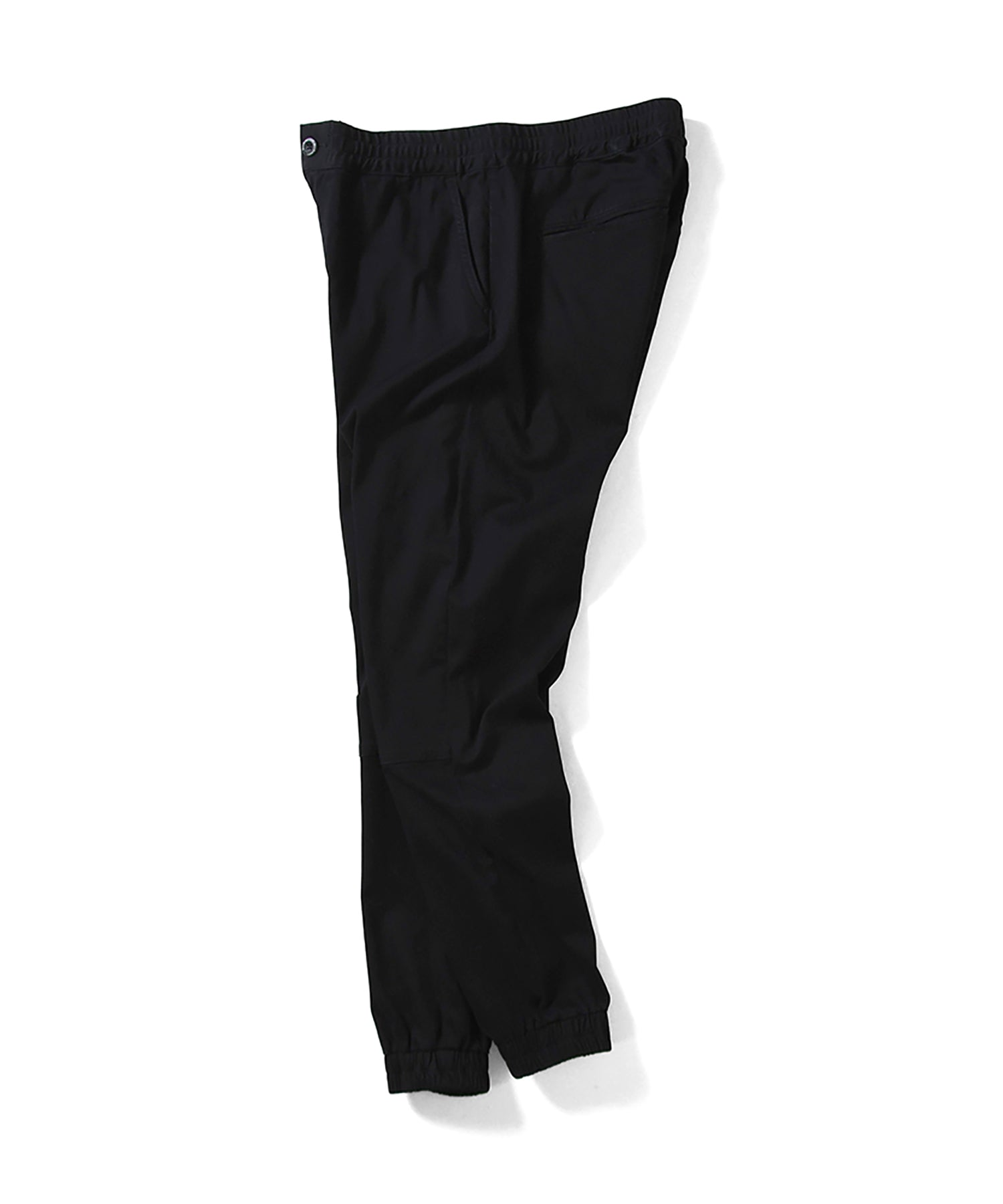 STRETCH JOGGER PANTS LS211202 BLACK