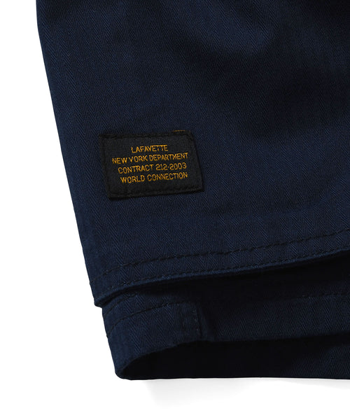 Lafayette CLASSIC BIG POCKET CARGO SHORTS LS201303 NAVY