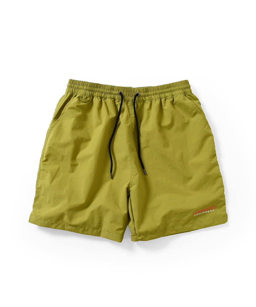 Lafayette EQUIPMENT LOGO NYLON SHORTS LS201308 OLIVE