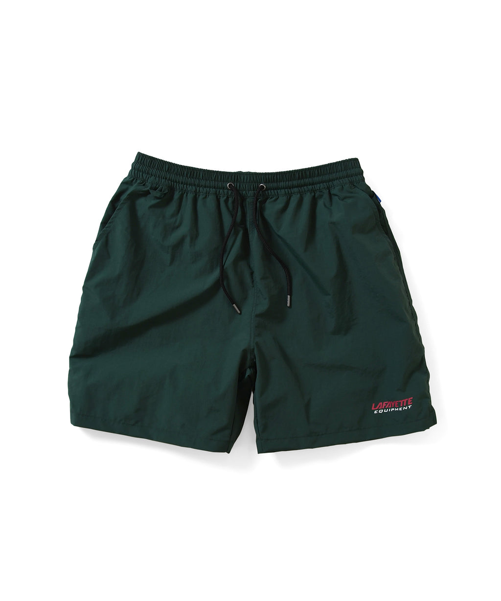 Lafayette EQUIPMENT LOGO NYLON SHORTS LS201308 GREEN