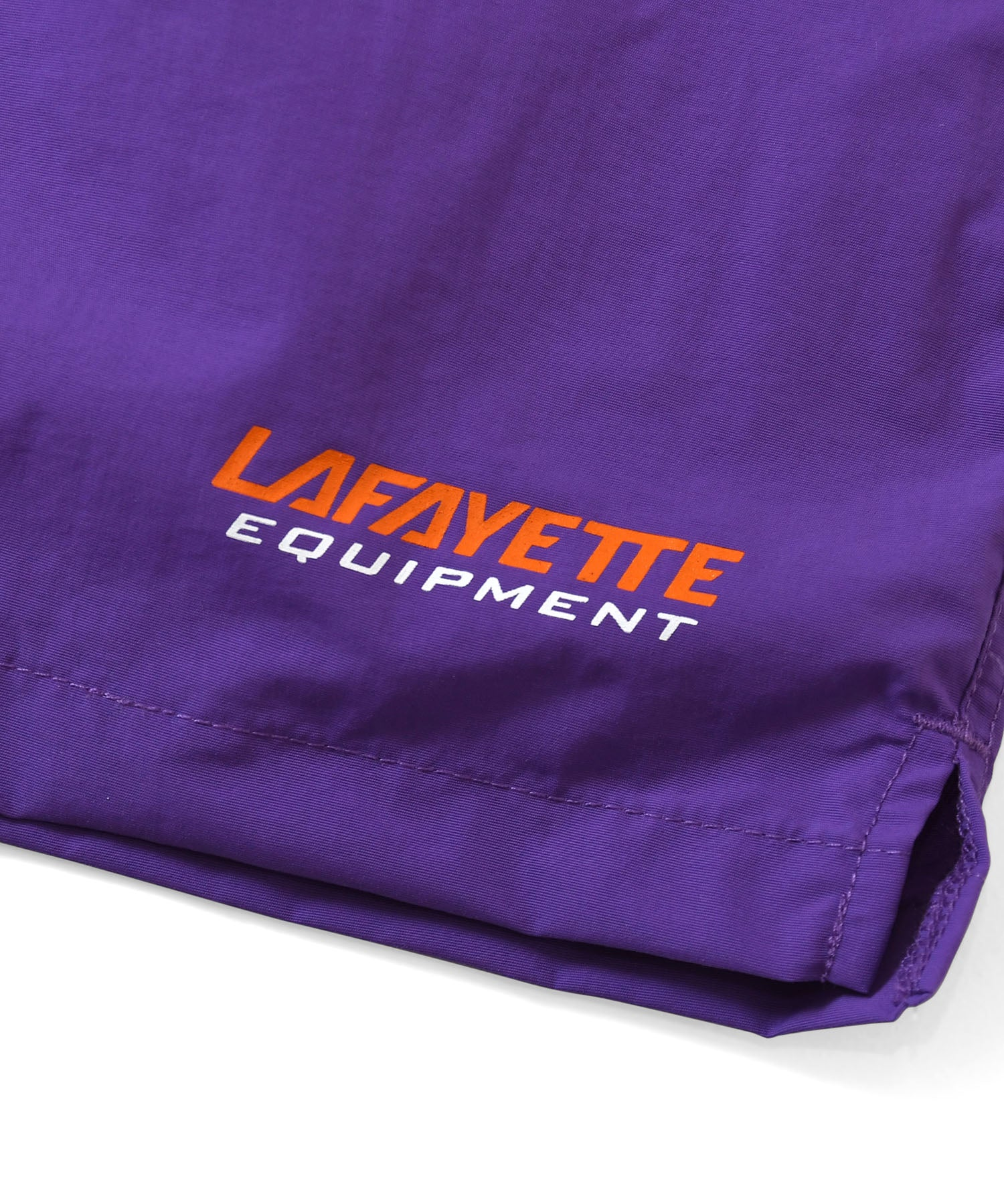 Lafayette EQUIPMENT LOGO NYLON SHORTS LS201308 PURPLE
