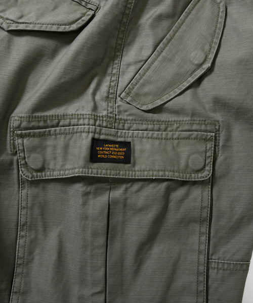 CLASSIC CARGO SHORTS LS211304 OLIVE