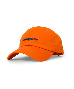 Lafayette BALL CAP LOGO DAD HAT LS201408 ORANGE