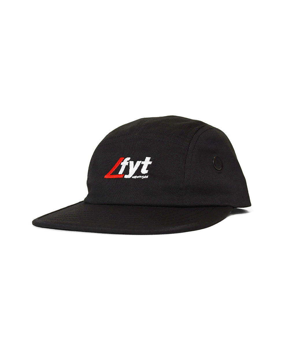 MOBILES LOGO CAMP CAP BLACK LA201401