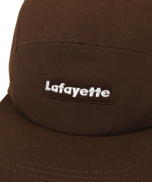 WORKERS SMALL LOGO DUCK CAMP CAP LA201404 BROWN