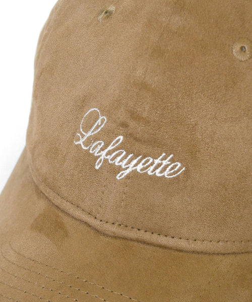 LFYT x NEW ERA SCRIPT LOGO SYNTHTIC SUEDE 9THIRTY CAP BEIGE LA201407