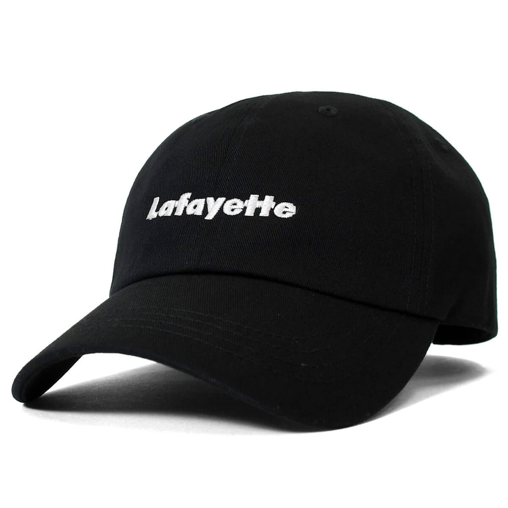 LOGO DAD HAT BLACK LA201410