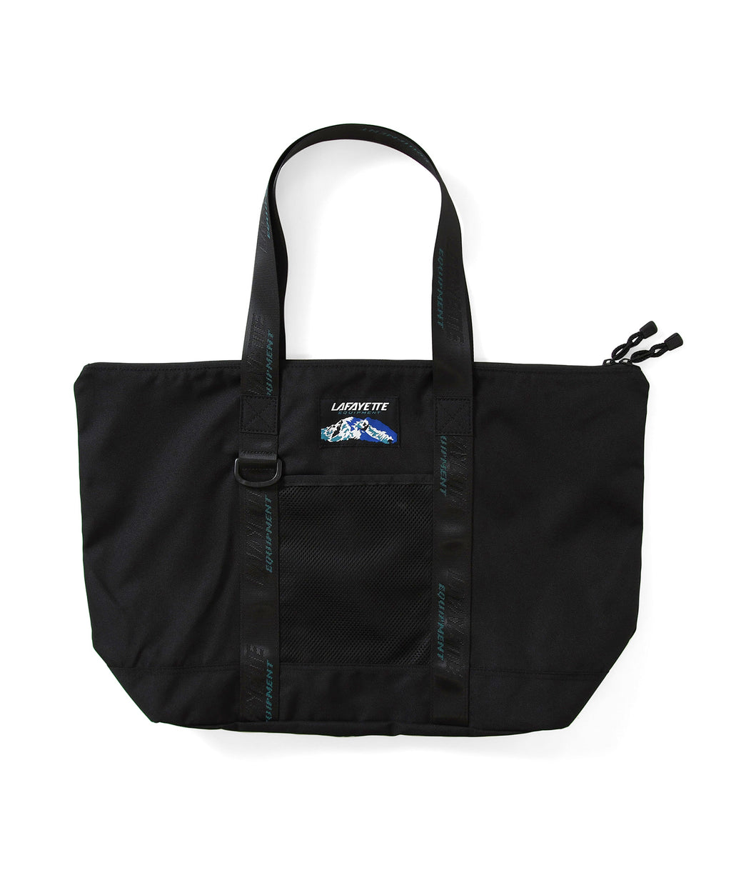 Lafayette EQUIPMENT LOGO NYLON TOTE BAG LS201503 BLACK