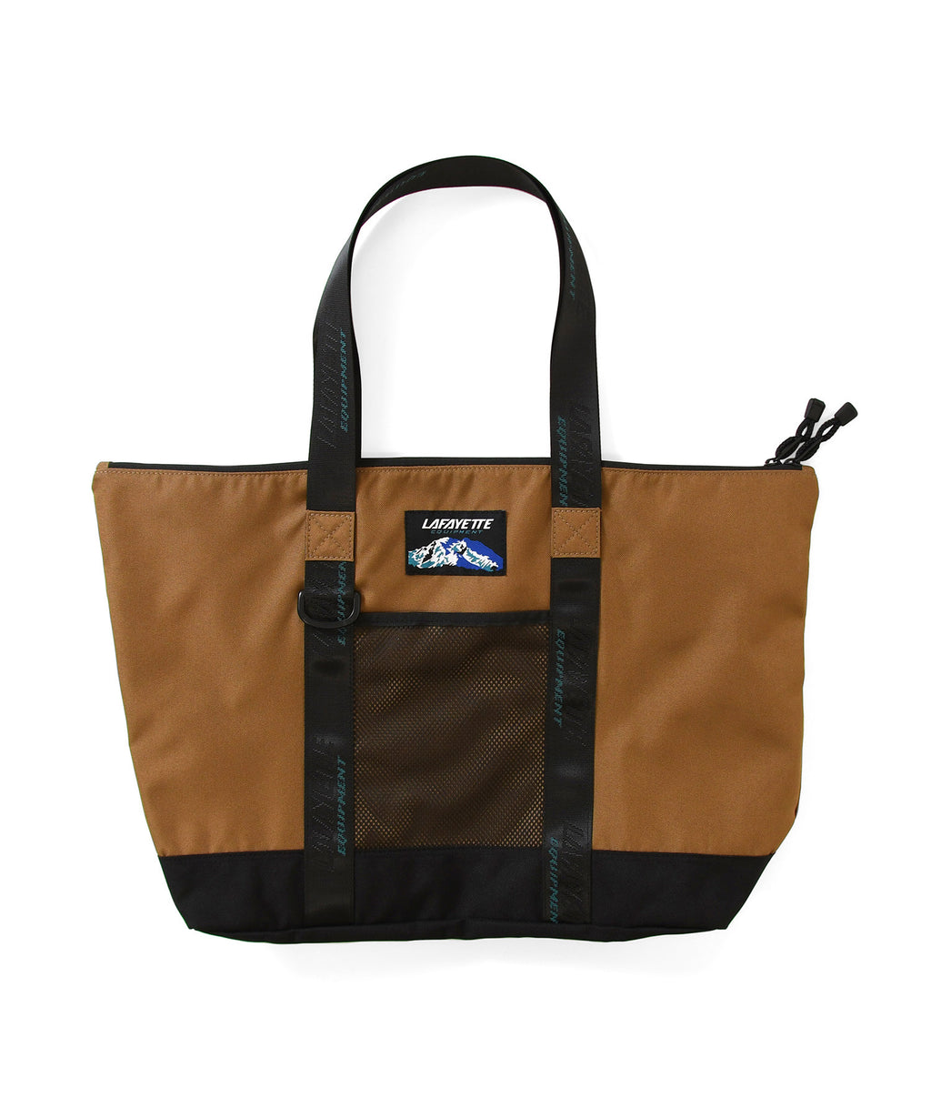 Lafayette EQUIPMENT LOGO NYLON TOTE BAG LS201503 BEIGE
