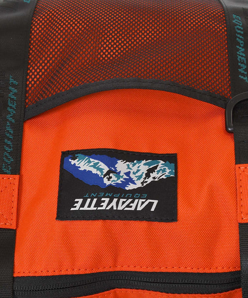Lafayette EQUIPMENT LOGO NYLON TOTE BAG LS201503 ORANGE