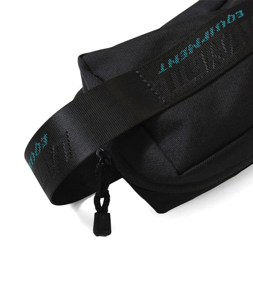 Lafayette EQUIPMENT LOGO NYLON POUCH LS201504 BLACK