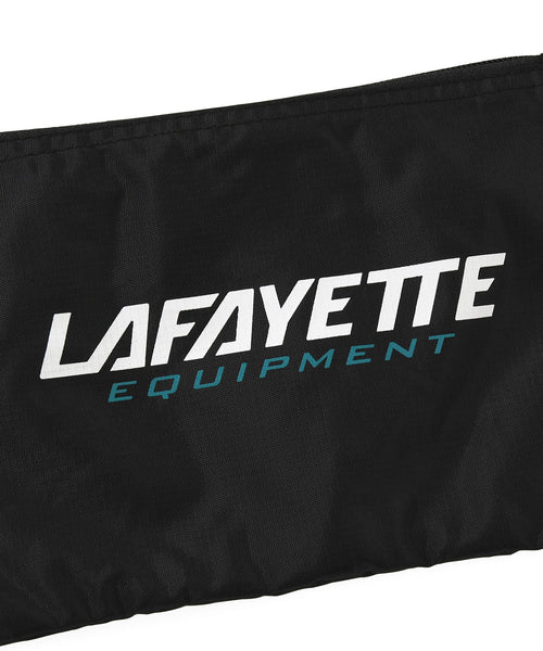 Lafayette EQUIPMENT LOGO RIPSTOP NYLON SACOCHE LS201505 BLACK